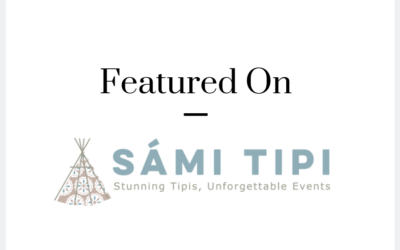 Featured Wedding – Grace & Liam on Sami Tipi's Blog