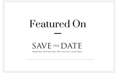 Featured Wedding – Adam & Danielle on Save the Date