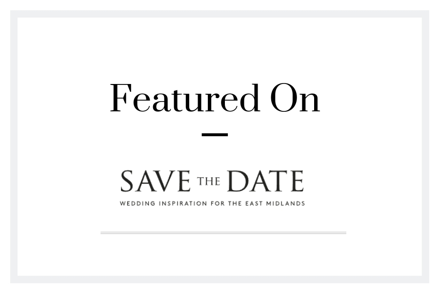 Featured Wedding – Kara & Thomas on Save the Date