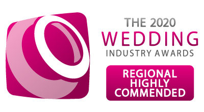 Wedding Industry Awards 2020 | Highly Commended for East Midlands