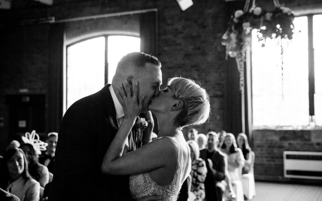 Roundhouse Derby Wedding / Lucy + Kieran